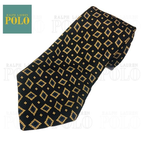 POLO Ralph Lauren Men's Handmade Imported Silk Tie